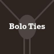 Bolo Ties ( fashion )