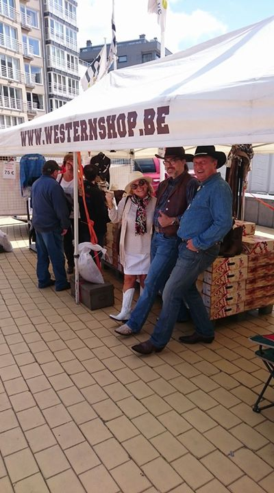 Happy customers in Middelkerke