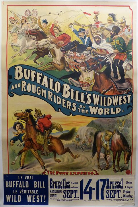 1906 poster in mint condition
