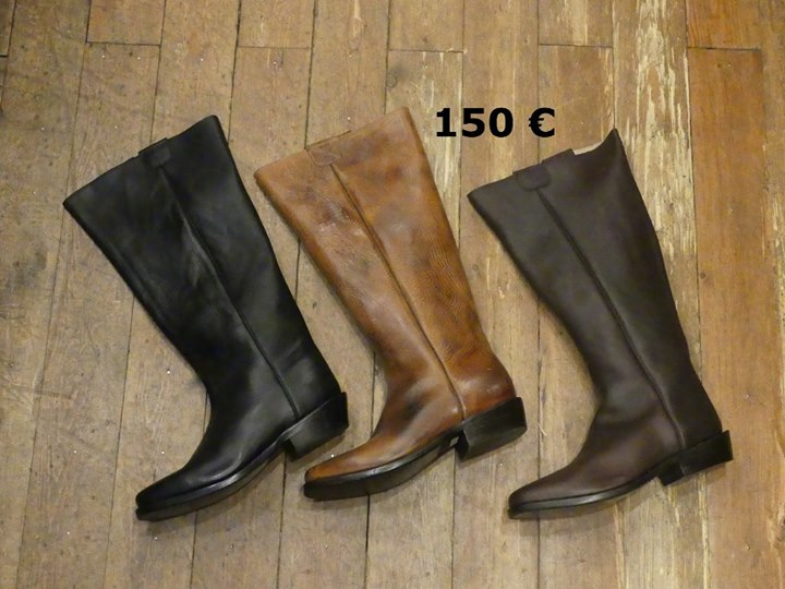 CLOSEOUTS OLD TIMER BOOTS  HANDMADE IN MEXICO  2 PIECES CONSTRUCTIONS  LEATHER STITCHED SOLE  PRICE WAS 275 €