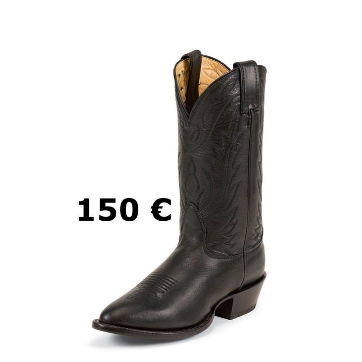 CLOSEOUTS NOCONA FOR MEN  DEERSKIN  ONLY A FEW PAIRS LEFT  WAS 300 €