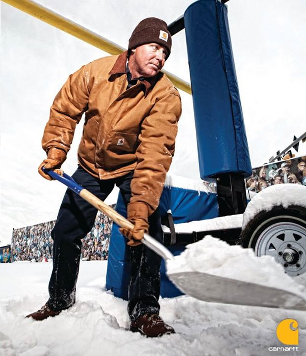 CARHARTT  Snow Proof Jacket and Boots