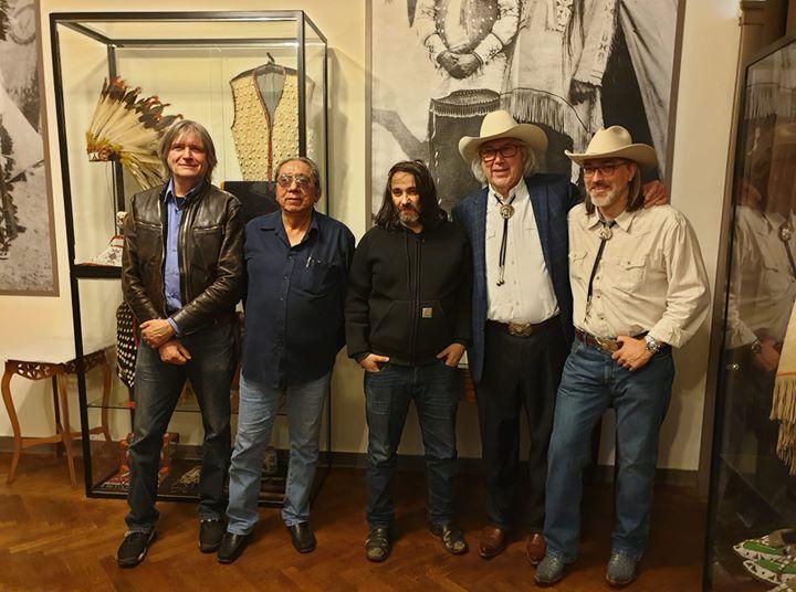 With Damien Saez , Ernie Lapointe and Studio Icp John