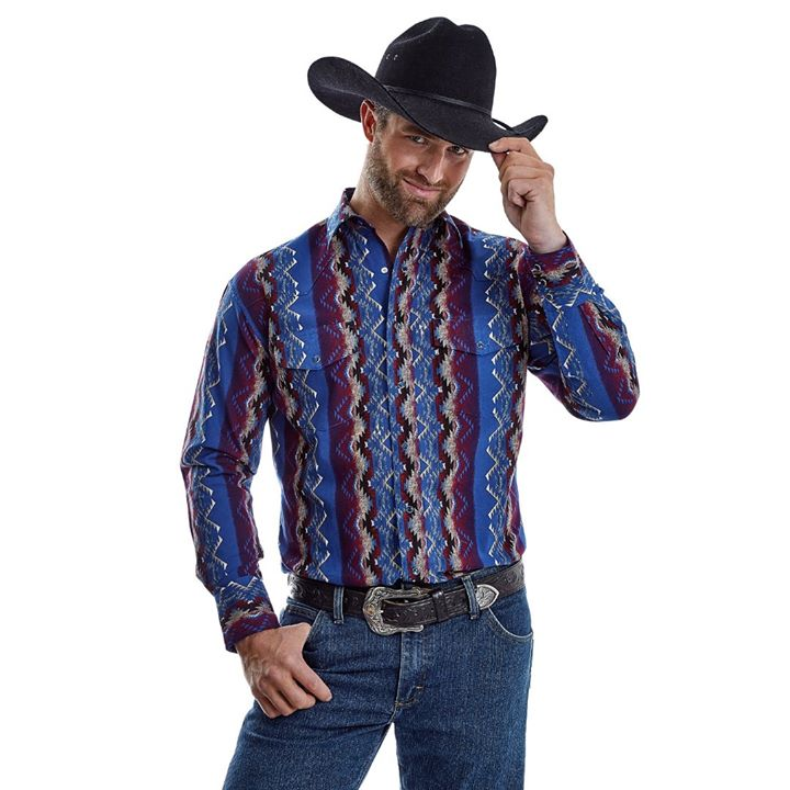 New WRANGLER Checotah shirts  Let's rodeo !