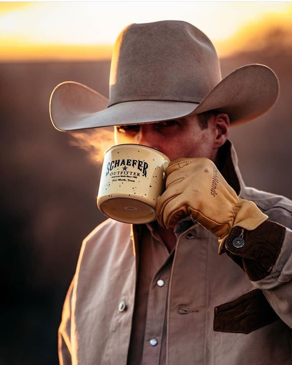 Schaefer Outfitter. America's finest ranchwear. Made in Texas. The world needs more Cowboys